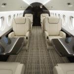 32-летний Falcon 900B, как новый