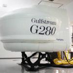 FlightSafety ввела в строй четвертый тренажер G280