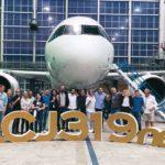 K5-Aviation первым в мире ввел в эксплуатацию Airbus ACJ319neo