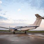 Textron увеличил в четвертом квартале поставки King Air